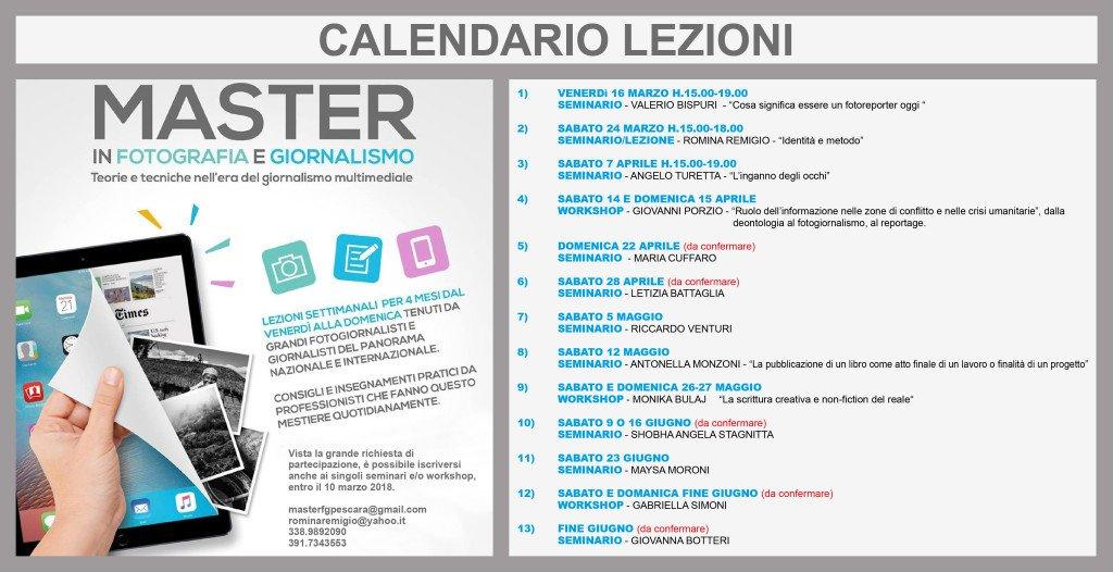 Master_Fotografia_e_Giornalismo_Calendario_Lezioni_2018
